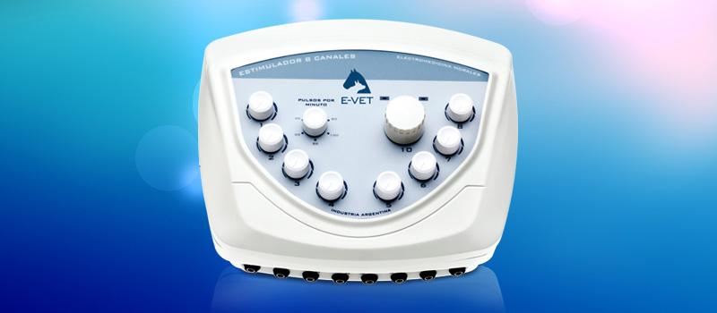 Electroestimulación muscular con Contractor 8.
