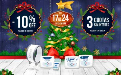 Promo Especial de Navidad en E-VET