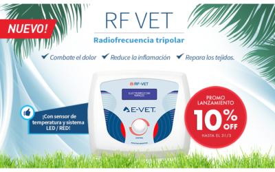 ¡Promo Lanzamiento RF VET!