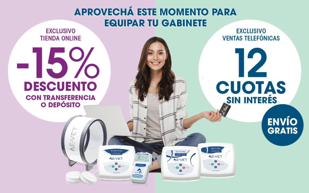 ¡PROMOCIONES ESPECIALES PARA COMPRAR DESDE CASA!